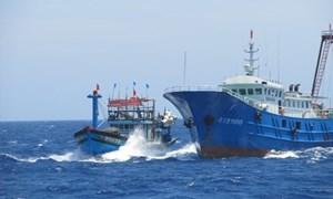 Bộ Ngoại giao Việt Nam yêu cầu Trung Quốc chấm dứt hành động phi pháp trên Biển Đông