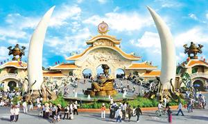 Giảm 10% giá vé tại khu du lịch sinh thái Suối Tiên  qua dịch vụ PV-eCommerce của PvcomBank