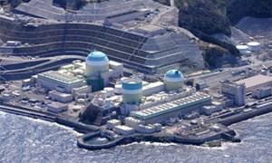Nhật Bản: Các nhà máy điện hạt nhân an toàn sau động đất