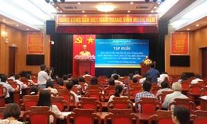 TP. Hồ Chí Minh tập huấn tuyên truyền bầu cử Quốc hội và Hội đồng nhân dân