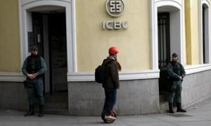 """Một ngân hàng Trung Quốc bị """"tố"""" tiếp tay cho tội phạm rửa tiền"""