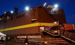 Nga thử nghiệm nhà máy điện hạt nhân nổi Lomonosov