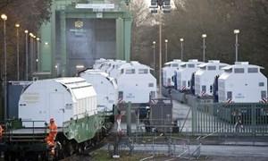 Ký kết thỏa thuận lưu giữ chất thải phóng xạ hiếm lần đầu tiên ở châu Âu