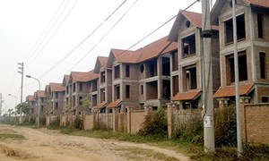 Tồn kho bất động sản còn gần 35.000 tỷ đồng