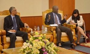 Tân giám đốc Ngân hàng Thế giới tại Việt Nam là ai?
