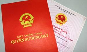 """Hà Nội: Đến hết tháng 6/2017 sẽ hoàn thành cấp """"sổ đỏ"""" cho dân"""