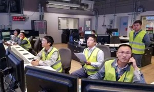 Nhà máy điện hạt nhân Haiyang 1 vận hành thử nghiệm thành công máy bơm làm mát