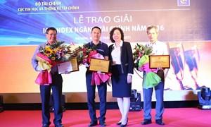 Tổng cục Thuế xếp thứ nhất ICT Index ngành Tài chính năm 2016