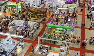 Mặt bằng bán lẻ: Nghịch lý giá thuê Bắc giảm, Nam tăng nhẹ