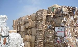 Quy định mới về mức thu phí xác nhận đủ điều nhập khẩu phế liệu
