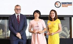 PVcomBank nhận giải thưởng về Mobile Banking và Core Banking