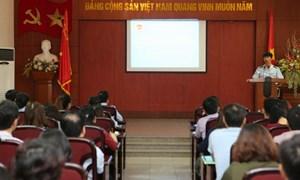 Hải quan Hà Nội: Chăm sóc doanh nghiệp, nuôi dưỡng nguồn thu