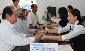 BHXH Việt  Nam hướng dẫn điều chỉnh lương hưu, trợ cấp BHXH