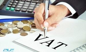 Những điểm mới về tính thuế giá trị gia tăng đối với cơ sở kinh doanh