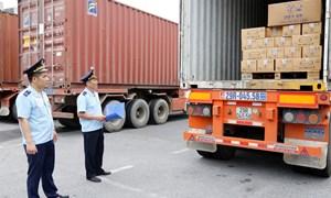 Hướng dẫn thực hiện thủ tục chuyển cửa khẩu hàng hóa về ICD Mỹ Đình