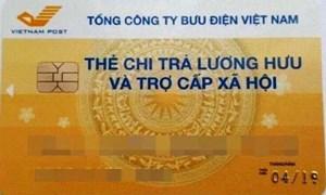 BHXH Hà Nội thí điểm sử dụng Thẻ chi trả cho người hưởng chế độ