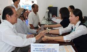 BHXH Việt Nam mở rộng ứng dụng CNTT trong trả lương hưu, trợ cấp qua bưu điện