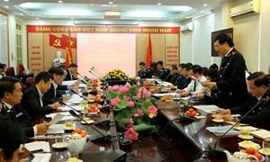 Năm 2018, Cục Hải quan TP. Hà Nội phấn đấu thu ngân sách đạt 23.550 tỷ đồng