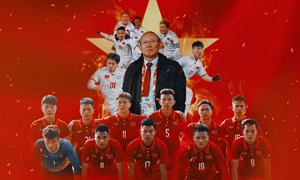 Bảo hiểm Bảo Việt đồng hành cùng đội tuyển bóng đá Việt Nam U23