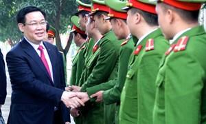 Phó Thủ tướng Vương Đình Huệ có nhiều hoạt động ý nghĩa trong ngày đầu Xuân Mậu Tuất