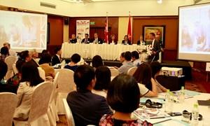 Phái đoàn công chứng Anh Quốc tìm cơ hội thiết lập quan hệ đối tác với Việt Nam
