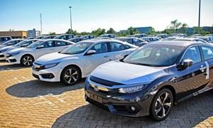 Việt Nam chi gần 30 triệu USD nhập khẩu ô tô trong 1 tuần