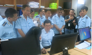 Cục Hải quan tỉnh Quảng Ninh thu ngân sách đạt trên 85% chỉ tiêu Bộ Tài chính giao