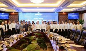 Tập đoàn FLC tiếp đón Đoàn trưởng các cơ quan đại diện Việt Nam ở nước ngoài nhiệm kỳ 2018 - 2021
