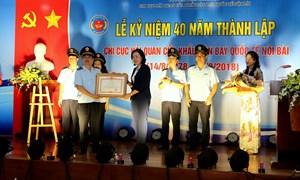 Chi cục Hải quan Nội Bài đi đầu trong cải cách, hiện đại hóa hải quan