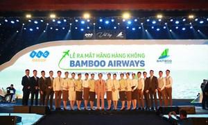 Tập đoàn FLC chính thức ra mắt Hãng hàng không Bamboo Airways