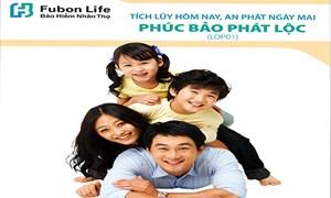 """Fubon Life Việt Nam ra mắt sản phẩm """"phúc bảo phát lộc"""""""