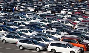 Ô tô nhập khẩu nguyên chiếc tăng giá