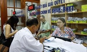 Nợ BHXH giảm mạnh từ sự  nỗ lực rất lớn của ngành BHXH và các cơ quan liên quan