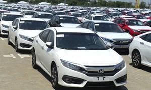 1 tuần, Việt Nam chi hơn 66,2 triệu USD nhập khẩu ô tô