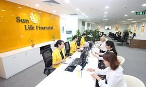 Sun Life Việt Nam đạt giải Công ty cung cấp giải pháp bảo hiểm nhân thọ tốt nhất Việt Nam 2018