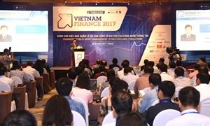 Ngày 26/9 sẽ diễn ra Hội thảo - Triển lãm Vietnam Finance lần thứ 15
