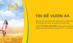 """PVcomBank triển khai chương trình """"tin để vươn xa"""""""