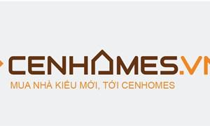 """""""Mua nhà kiểu mới"""" tại cenhomes.vn"""