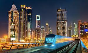 [Video] Hệ thống metro không người lái dài nhất thế giới tại Dubai