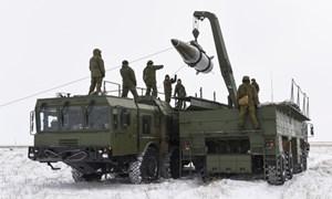 Hệ thống tên lửa đạn đạo Nga mới triển khai khiến NATO lo lắng