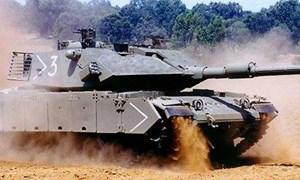 """Xe tăng Sabra-""""sát thủ"""" đáng sợ của Israel trong chiến tranh hiện đại"""