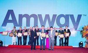 Amway và dấu ấn chặng đường 10 năm vì sức khỏe cộng đồng