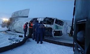 Chuyên gia phương Tây chỉ rõ nguyên nhân Tu-22M3 gặp nạn: Sự thật chưa nói hết?