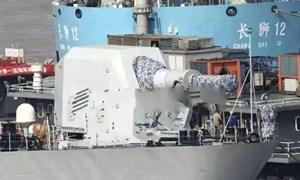 [Video] Pháo điện từ tầm bắn 200 km Trung Quốc đang thử nghiệm trên chiến hạm