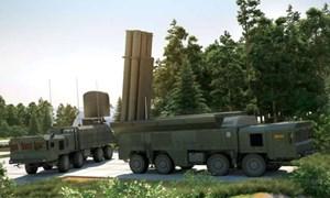 """Soi sức mạnh hệ thống tên lửa """"thần canh biển"""" Club-M của Nga"""