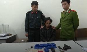 [Video] Nghi phạm tàng trữ ma túy bắn trọng thương công an