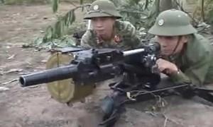 Loại vũ khí của quân đội nhân dân Việt Nam chống chiến thuật biển người