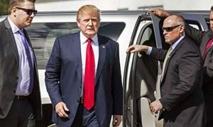 [Video] Tổng thống Trump được bảo vệ thế nào trong các chuyến công du