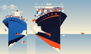 WEF: Thương mại không phải là vũ khí, đừng đưa nó vào chiến tranh