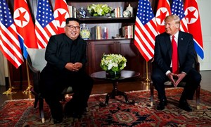 [Infographic] Hội nghị thượng đỉnh Mỹ-Triều lần hai: Việt Nam là điểm đến hòa bình